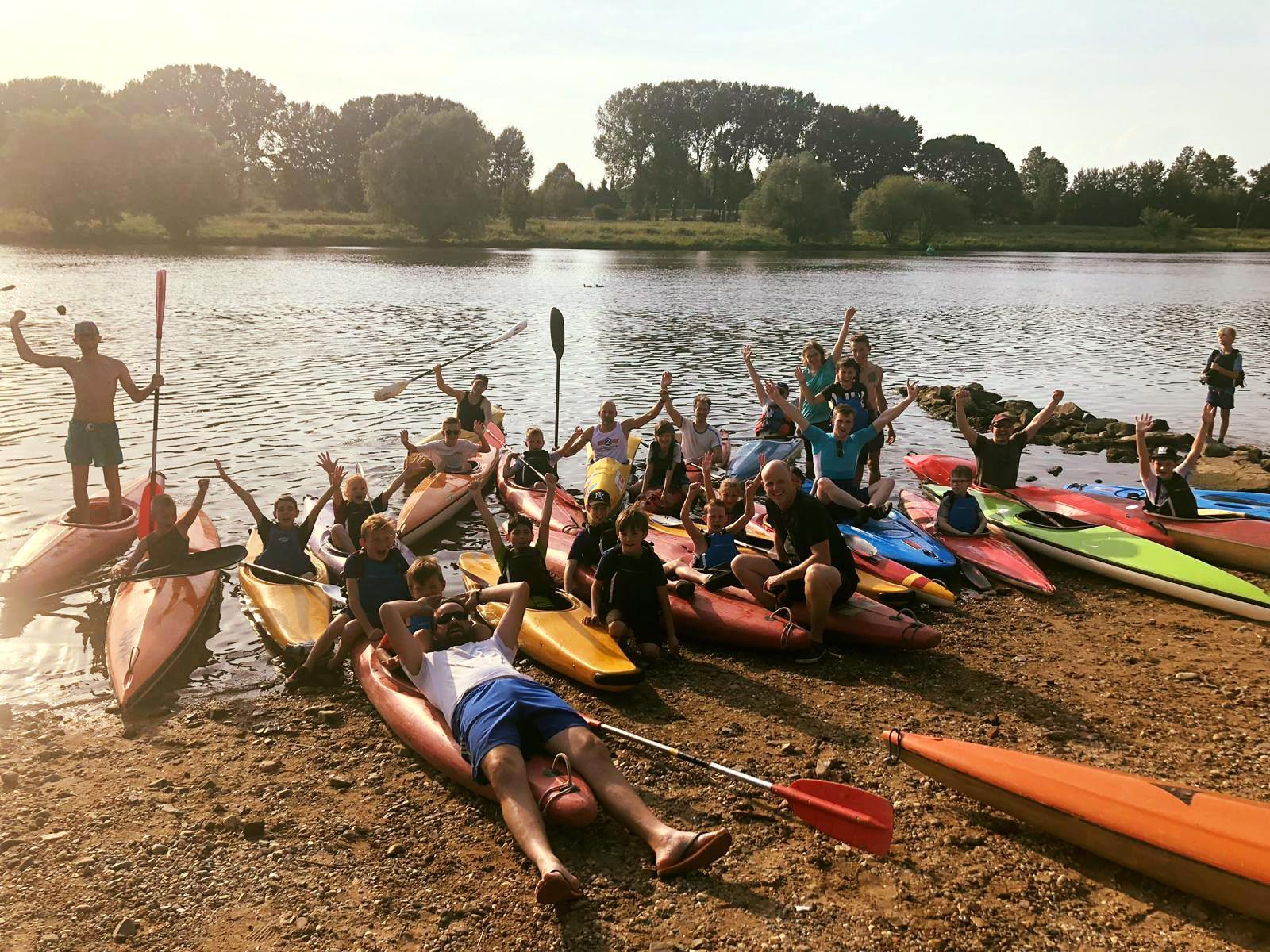 Kayak Experience Afsluiting